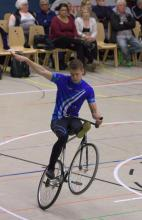 1.Juniormasters am 5.3.2016 in Sulzbach am Main